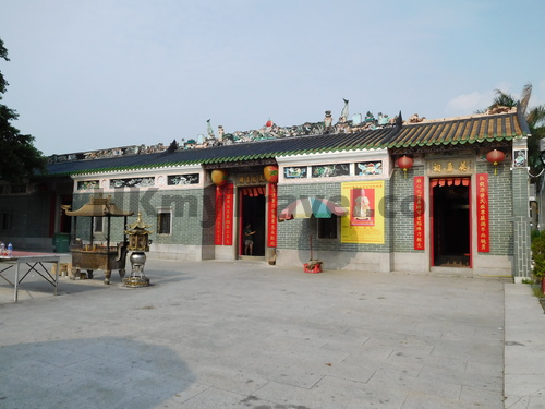 Tai Shu Ha Tin Hau Temple